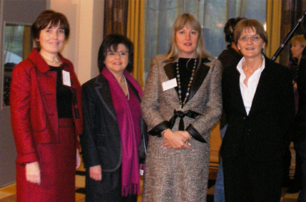 Meetings of European Network of Women in Decision-Making in Politics and the Economy